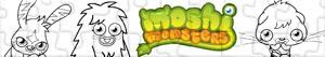Puzzle Moshi Monsters