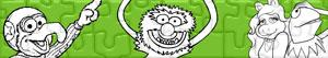 Puzzle Muppet