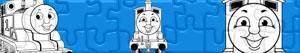 Puzzle Tomek i przyjaciele