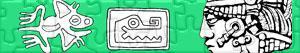 Puzzle Majówie - Cywilizacja Majów