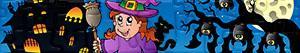 Puzzle Impreza Halloween