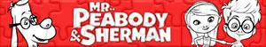 Puzzle Pan Peabody i Sherman