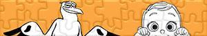 Puzzle Bociany