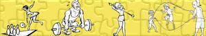 Puzzle Pozostałe sporty i gry