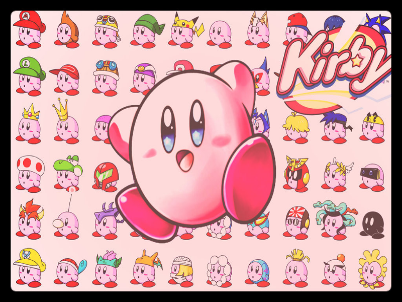 kirby puzzle
