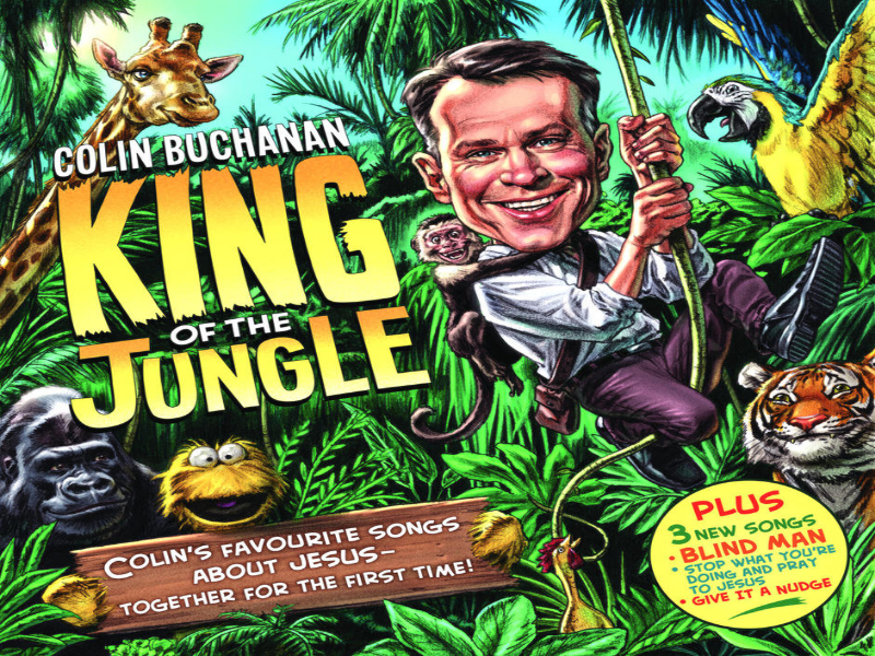 KING OF THE JUNGLE puzzle